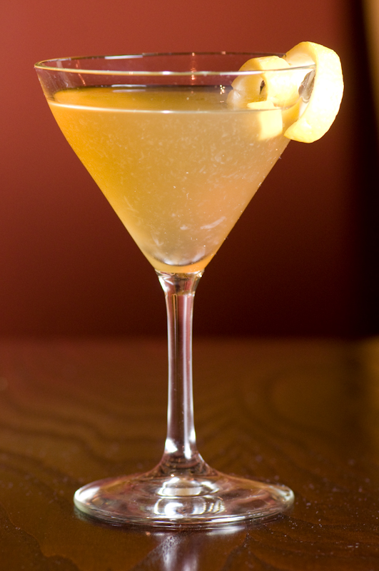 The Sidecar Cocktail – Annie Mame